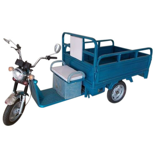 Battery E-Rickshaw Loader