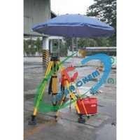 Survey Umbrella With Special Algencloth Superior