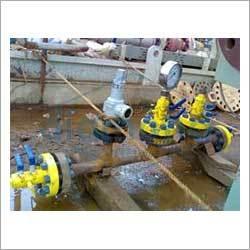 Pressure Relief Industrial Valve