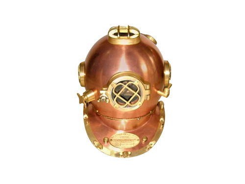 Us navy mark heavy Diver Helmet