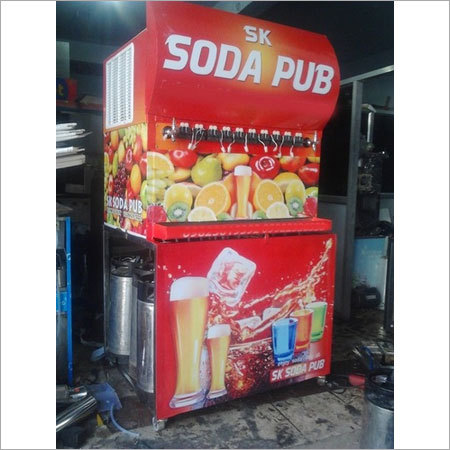 Shop Model Soda Machine