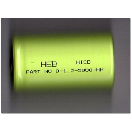D Size 5000mah Rechargeable Battery
