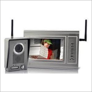 LCD Wireless Video Door Phone