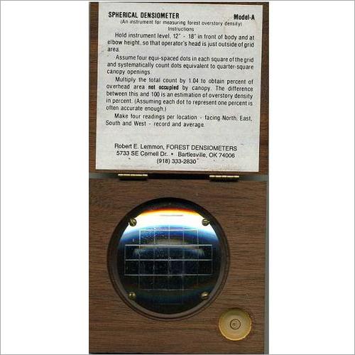 Spherical Convex Densiometer
