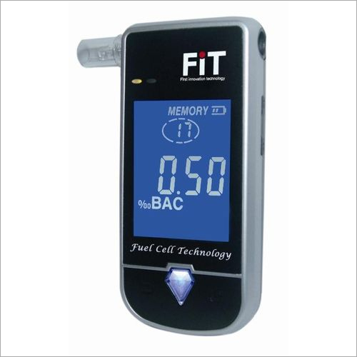 Breathalyzer Alcohol Tester