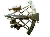 Franch Solid Brass Sextant