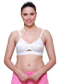 Cotton Bra (MOTION) (CENTRE ELASTIC)