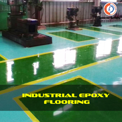 Industrial Epoxy Coating