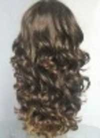 Curly Virgin human Hair