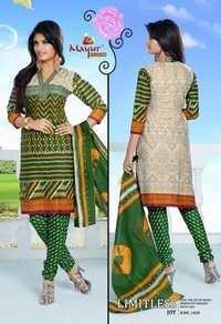 Cotton Salwar Kameez Exporter