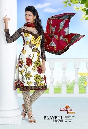 Cotton Salwar Suit Exporter
