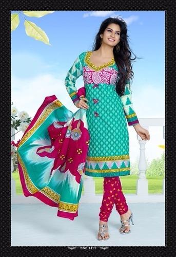 Latest Cotton Salwar Kameez