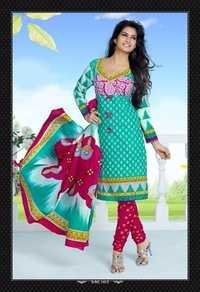 Senorita Cotton Salwar Suit