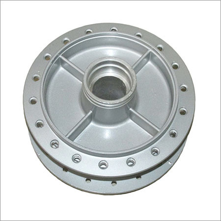 Motorcycle Wheel Hub Housing