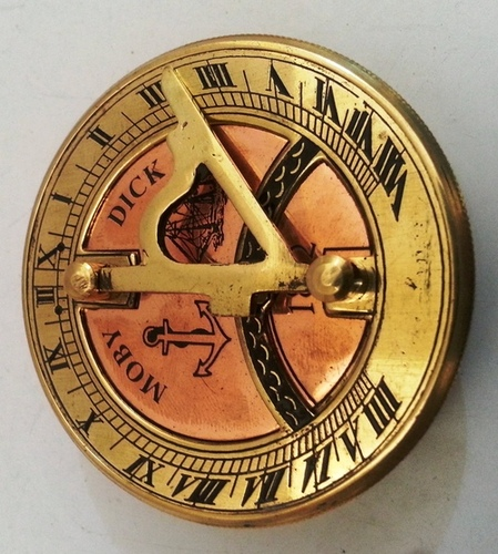 Moby Dick Compass