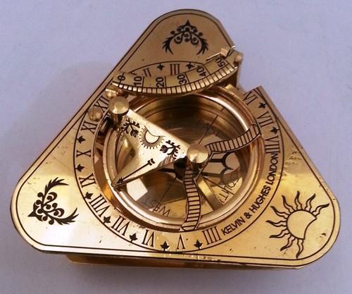Kelvin & Hughes London Sun Dial Compass