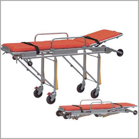 RISIAN Adjustable Ambulance Stretcher