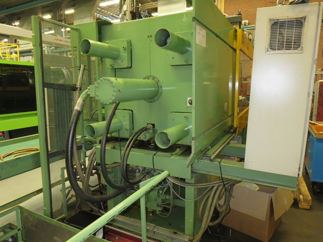 Old Injection Moulding Machines