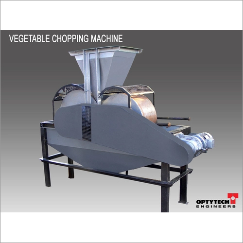 Industrial Vegetable Chopping Machine