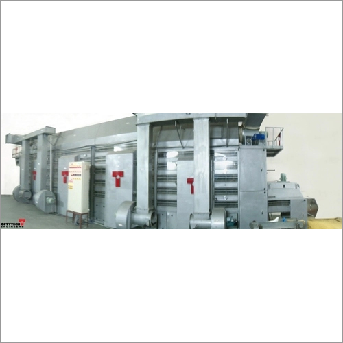Vegetable Continuous Dryer
