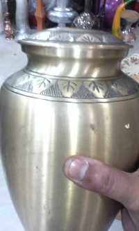 Antique Brass ware