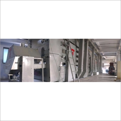 Vegetable Continuous Dryer 5 TPD