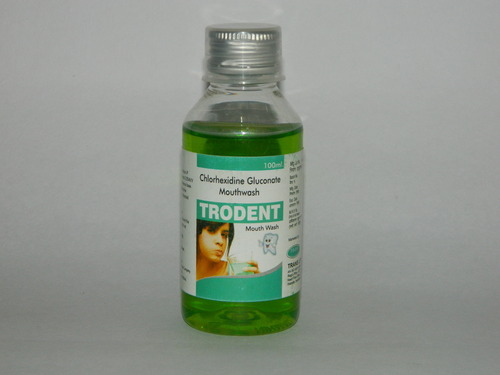 Chlorhexidine Gluconate Mouth Wash