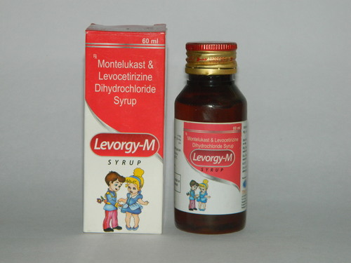 MonteluKast Syrup