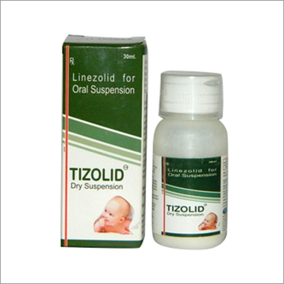 Tizolid Dry Suspension