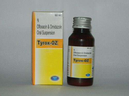 Ofloxacin Oral Suspension