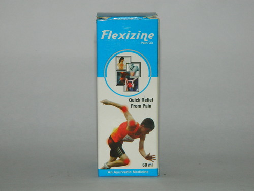 Flexizine Pain Oil