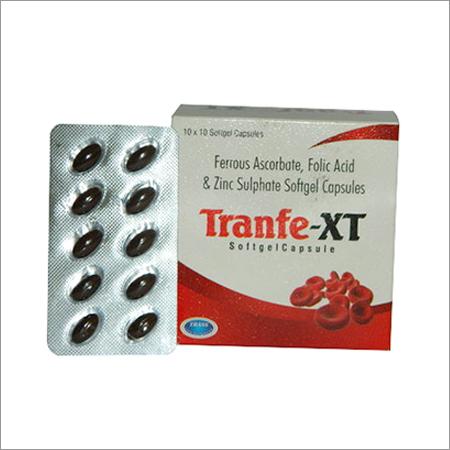 Tranfe-Xt Soft Gel Capsules