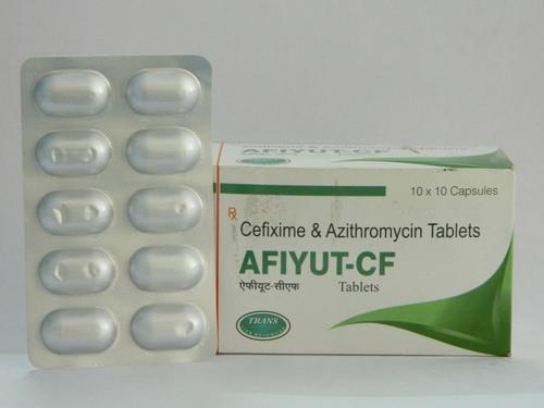 Afiyut-Cf Tablets