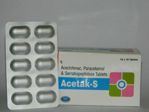 Acetak-S Capsules