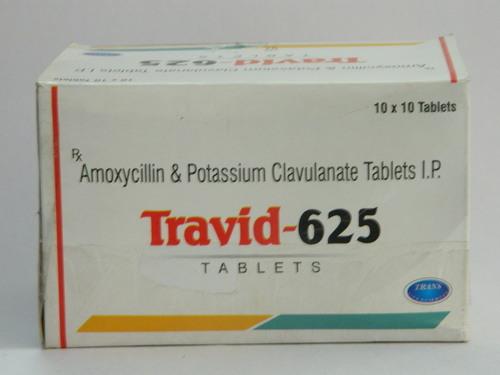 Travid-625 Tablets