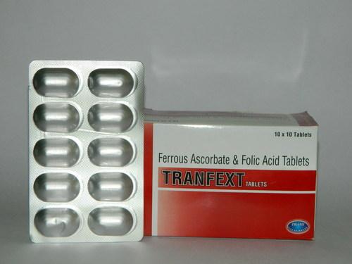 Tranfext tablets