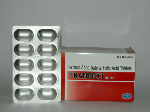 Tranfext tablets