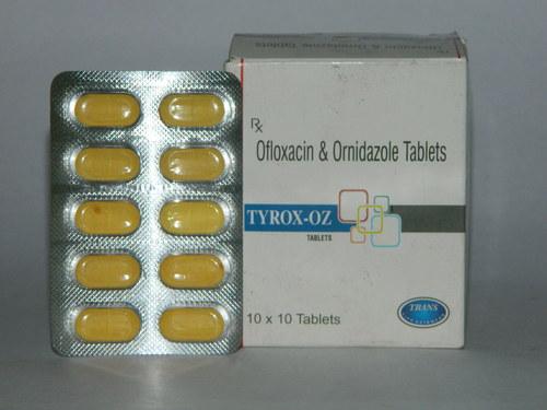 Tyrox-Oz Tablets