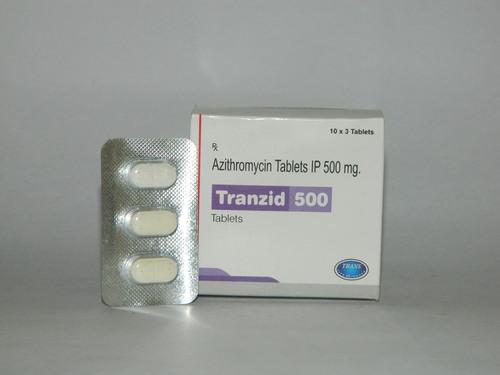 Tranzid 500 Tablets