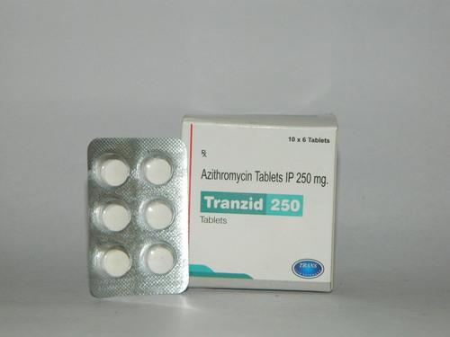 Tranzid 250 Tablets