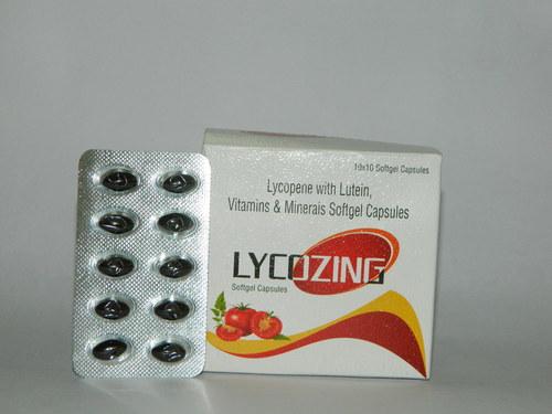 Lycozing Capsules