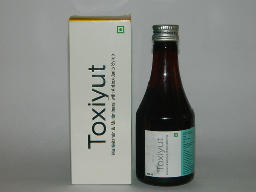 TOXIYUT Syrup