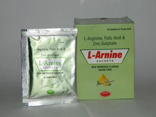L-ARNINE SACHETS