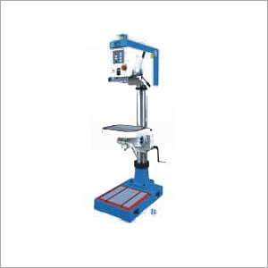 Geared Drilling Machine