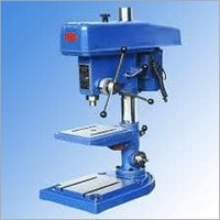 Geared Model Drilling Machine