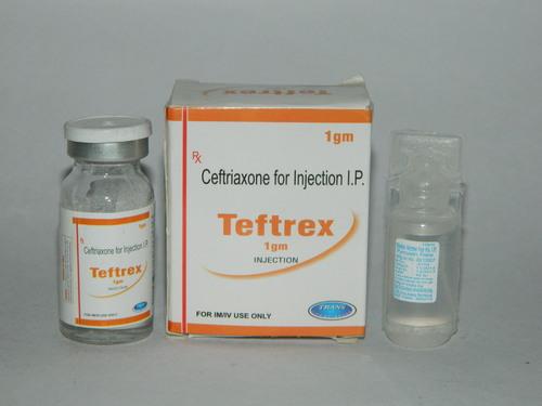 Teftrex Injection
