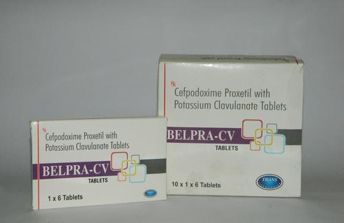 Potassium Clavulanate Tablets