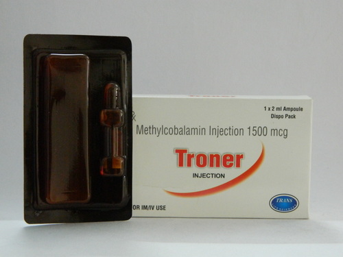 Methylcobalamin Injection 1500 MCG
