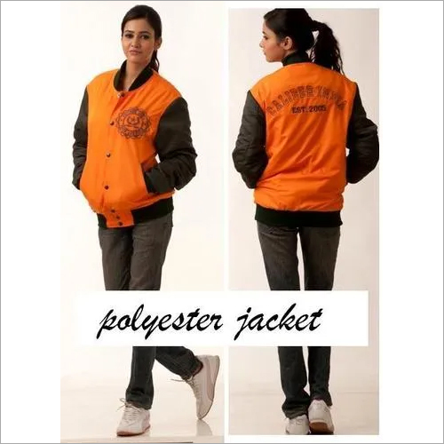 Polyester Varsity Jackets