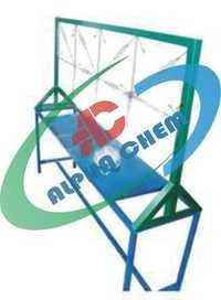 Pin joint truss apparatus complete set